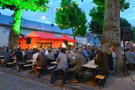 Place Musette gentse Feesten Beverhoutplein