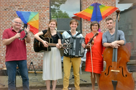 Muzikale familie De Porre