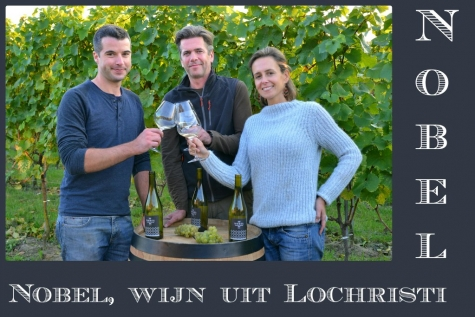 Wijndomein Nobel Lochristi