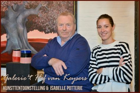 Patrick Neyt en Isabelle Neyt