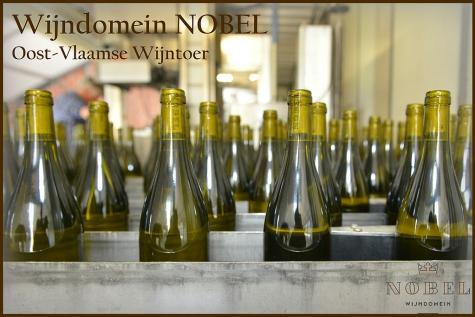 Oost-Vlaamse wijntoer augustus 2018 Nobel Waes