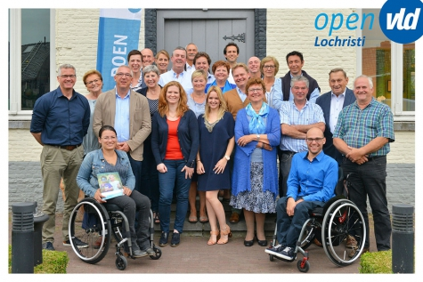 Open VLD Lochristi 2018