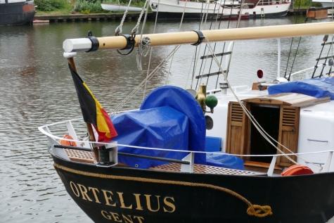 Ortelius zeilschip Gent