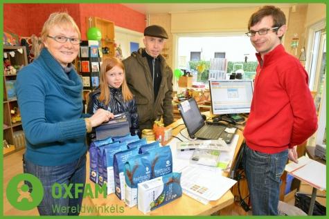 Oxfam Wereldwinkel is verhuisd