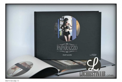 Paparazzo Filip Naudts boek