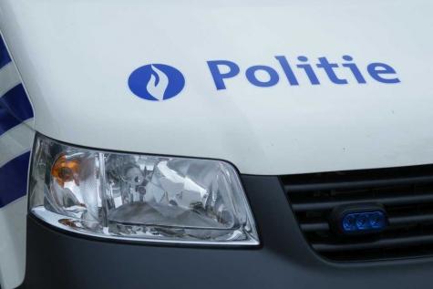 pz5416 - politie puyenbroeck