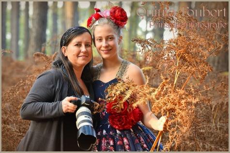Quinta Foubert tovert prinsesjes uit haar fototoestel
