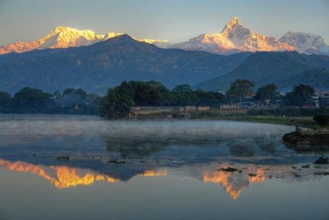 Reizen met Etienne naar Nepal