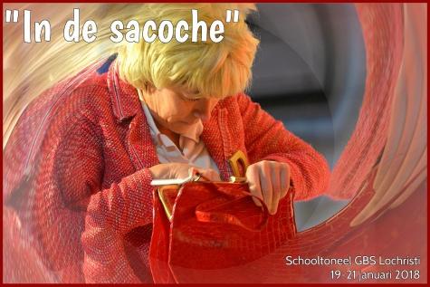 """Schoolteam GBS Lochristi oogst veel lof met """"In de sacoche"""""""