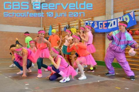 schoolfeest GBS Beervelde