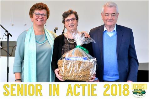 senior in actie Lochristi