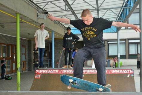Skate for Lo skatepark lochristi skate4lo