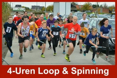 4-urenloop Lochristi 2015