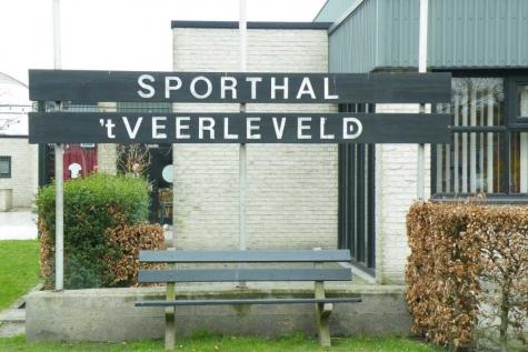 sporthal Veerleveld zaffelare