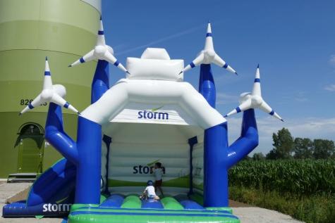 Windmolenpark 'Storm' feestelijk ingehuldigd