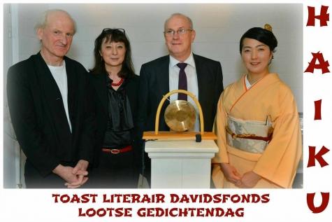 Toast Literair Lochristi 2016 Haiku
