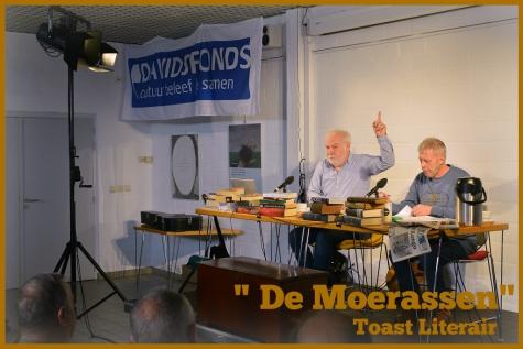 """Toast Literair: """"De Moerassen"""""""