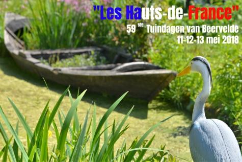Les Hauts-de-France Tuindagen recordeditie