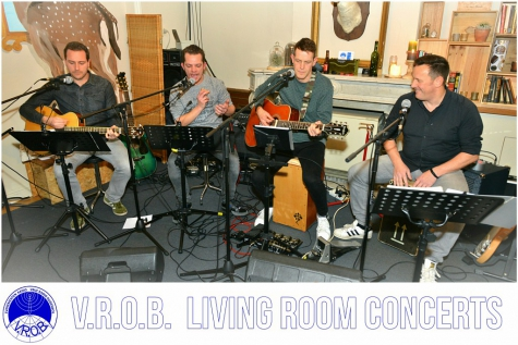 VROB met erg mooie Living Room Concerts