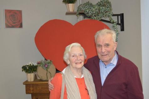 Valentijn in WZC Sint-Eligius