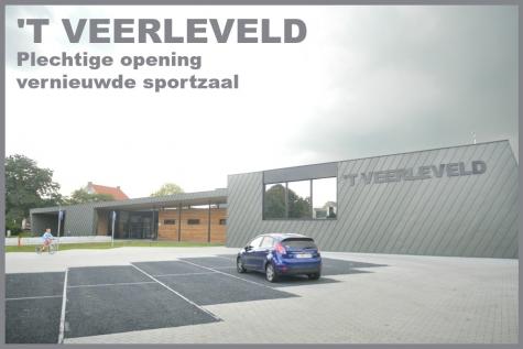 Sporthal Zaffelare
