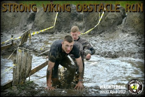 Strong Viking Obstacle Run Puyenbroek Wachtebeke