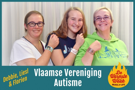 Warmste Week Lochristi Music for Life 2018