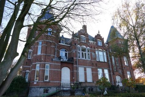 Old Castle Elien De Stercke Lochristi