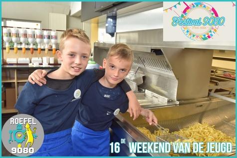 Weekend van de Jeugd Lochristi 2018