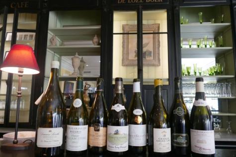 Chablis Grand Cru jubileumweekend Vlaamse Wijngilde