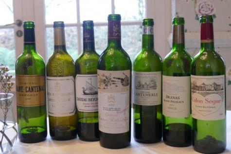 Conseil du Vin de Médoc Lochristi 2019