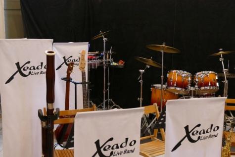 Xeado Live Band optredens