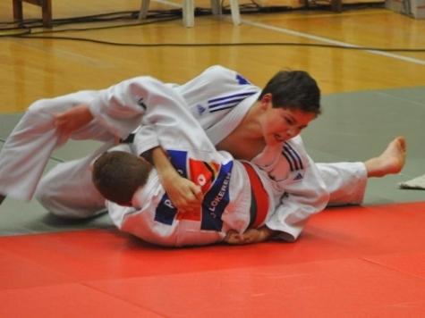 Provinciaal kampioen bij judoclub Hokkaido Lochristi