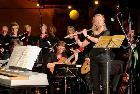 Las Aceitunas koor Film Fest Gent