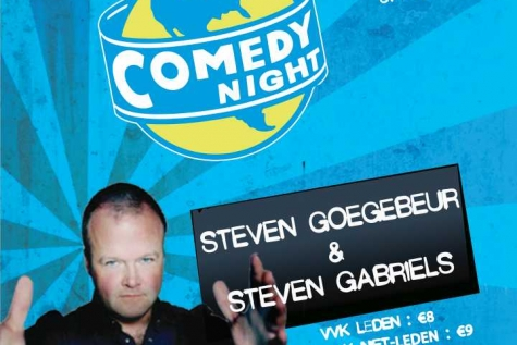 Comedy night Lodejo Lochristi