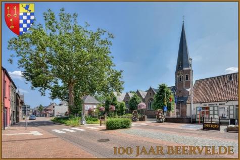100 jaar Beervelde - © Bennie Vanderpiete
