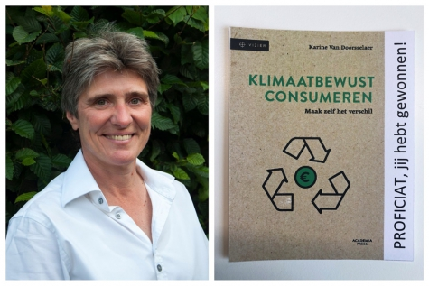 Duurzaam klimaatbewust consumeren