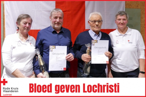 Rode Kruis Lochristi feest 2020