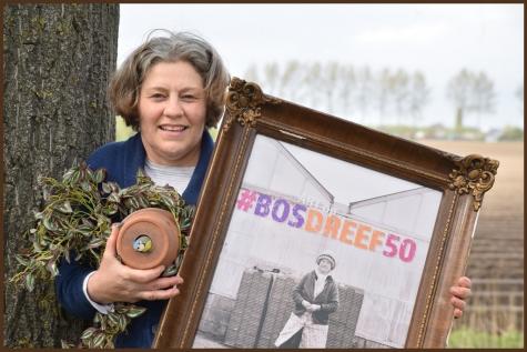 Bosdreef 50 - Tentoonstelling - © Bennie Vanderpiete