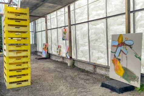Bosdreef 50 - Tentoonstelling - © Evarist Ganzelever