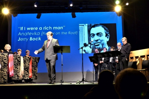 Nieuwjaarsconcert met Paul Claus