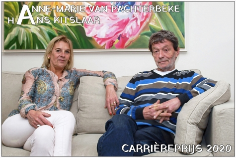 Carrièreprijs 2020 Lochristi Kitslaar Van Pachterbeke © Bennie Vanderpiete