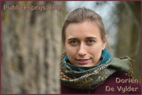Publieksprijs 2020 Dorien De Vylder © Bennie Vanderpiete