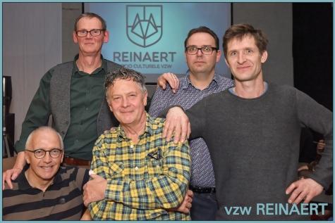 Cultuurlaureaat2021-Kand2-Reinaert- © Bennie Vanderpiete