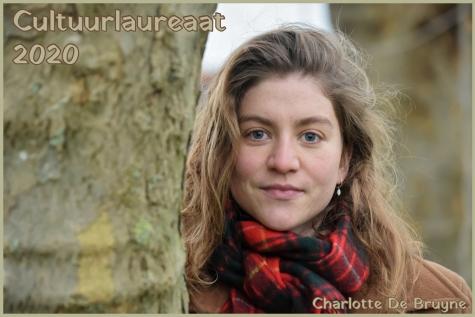 © Bennie Vanderpiete Cultuurlaureaat2020 Lochristi - Charlotte De Bruyne