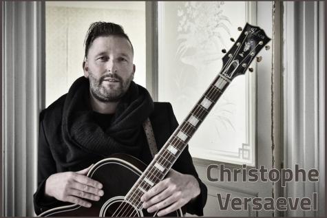 Chris Corn Christophe Versaevel  © Lochristinaar Genomineerd Cultuurlaureaat