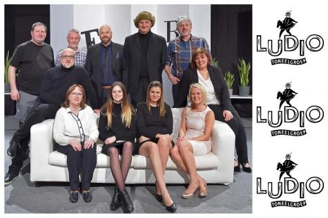 Ludio genomineerd Cultuurlaureaat 2020 Lochristinaar