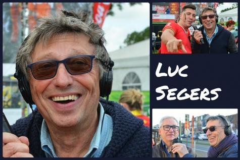 Luc Segers Lochristi Cultuurlaureaat genomineerd Lochristinaar