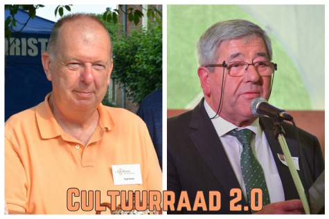 Paul Denis Bert Vervaet cultuurraad Lochristi