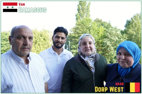Van Damascus naar Dorp West